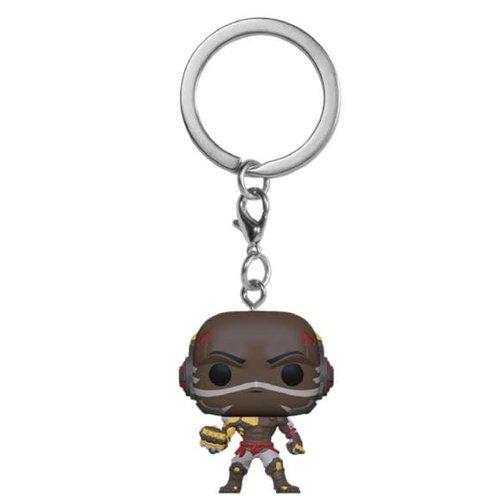 FUNKO Pocket Pop Keychains: Overwatch - Doomfist