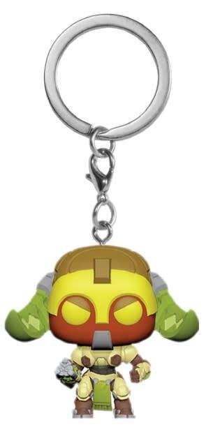 FUNKO Pocket Pop Keychains: Overwatch - Orisa