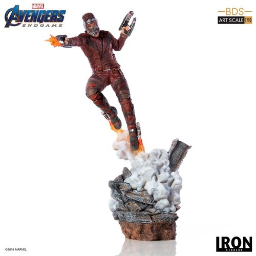 Iron Studios Marvel: Avengers Endgame - Star-Lord 1:10 Scale Statue