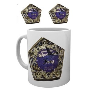 Hole In The Wall Harry Potter: Chocolate Frogs Mug