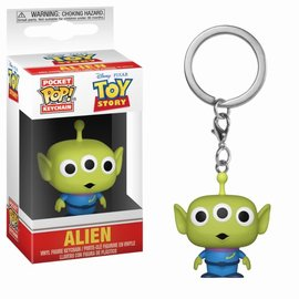 FUNKO Pocket Pop! Keychain: Toy Story - Alien