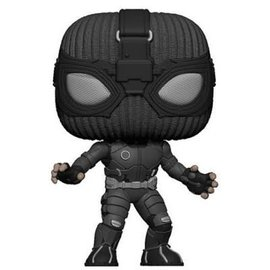 FUNKO Pop! Marvel: Far from Home - Stealth Suit Spider-Man