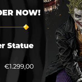 Prime 1 Studio DC Comics: The Joker Statue