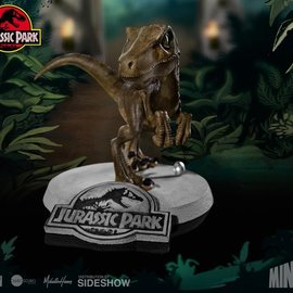 Sideshow Jurassic Park: Velociraptor Mini Co. Figure