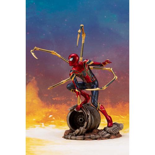 Kotobukiya Marvel: Avengers Infinity War - Iron Spider-Man 1:10 Scale PVC Statue
