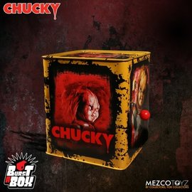 Chucky: Scarred Chucky Burst-a-Box