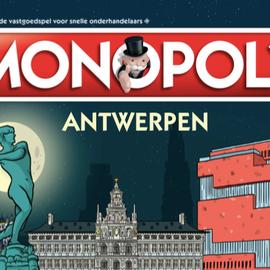 Monopoly PRE ORDER Monopoly Antwerpen