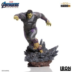Iron Studios Marvel: Avengers Endgame - Deluxe The Hulk 1:10 scale Statue
