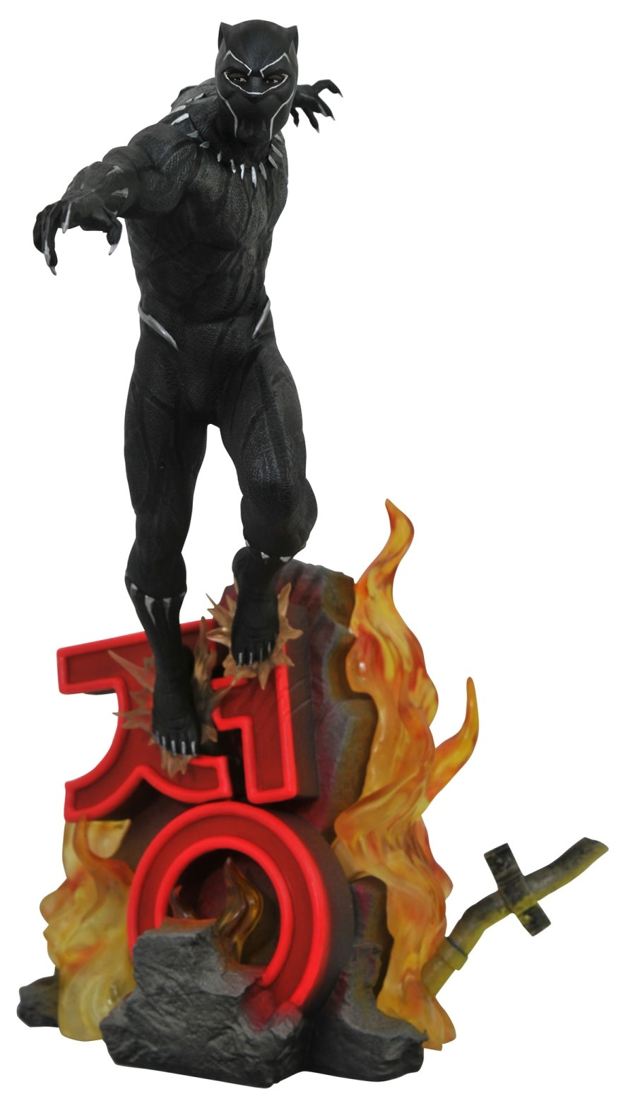 Diamond Direct Marvel Premier: Black Panther Movie Statue