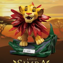 Beast Kingdom Disney: The Lion King - Master Craft Little Simba Statue
