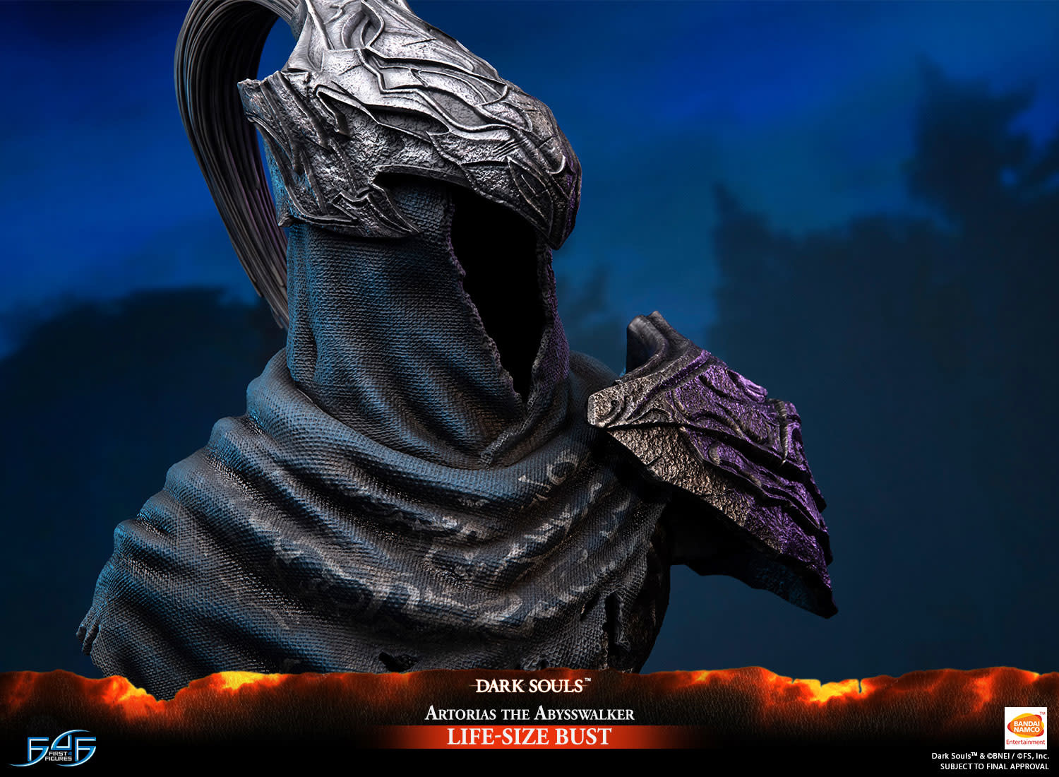 First 4 Figures PRE ORDER: Dark Souls: Artorias the Abysswalker Grand Scale Bust