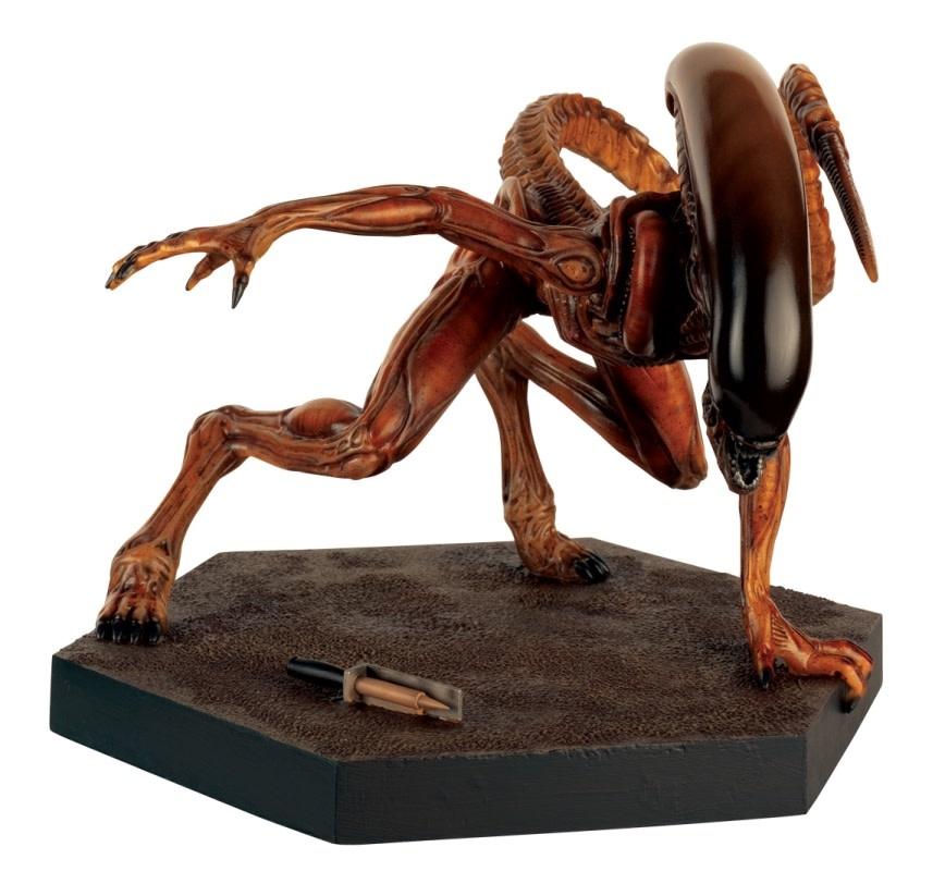 Diamond Direct Alien Predator: Fig Special Nr. 10 Mega Runner Xenomorph