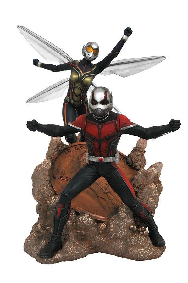 Diamond Direct Marvel Gallery: Ant-Man and The Wasp Movie - Wasp PVC Figure