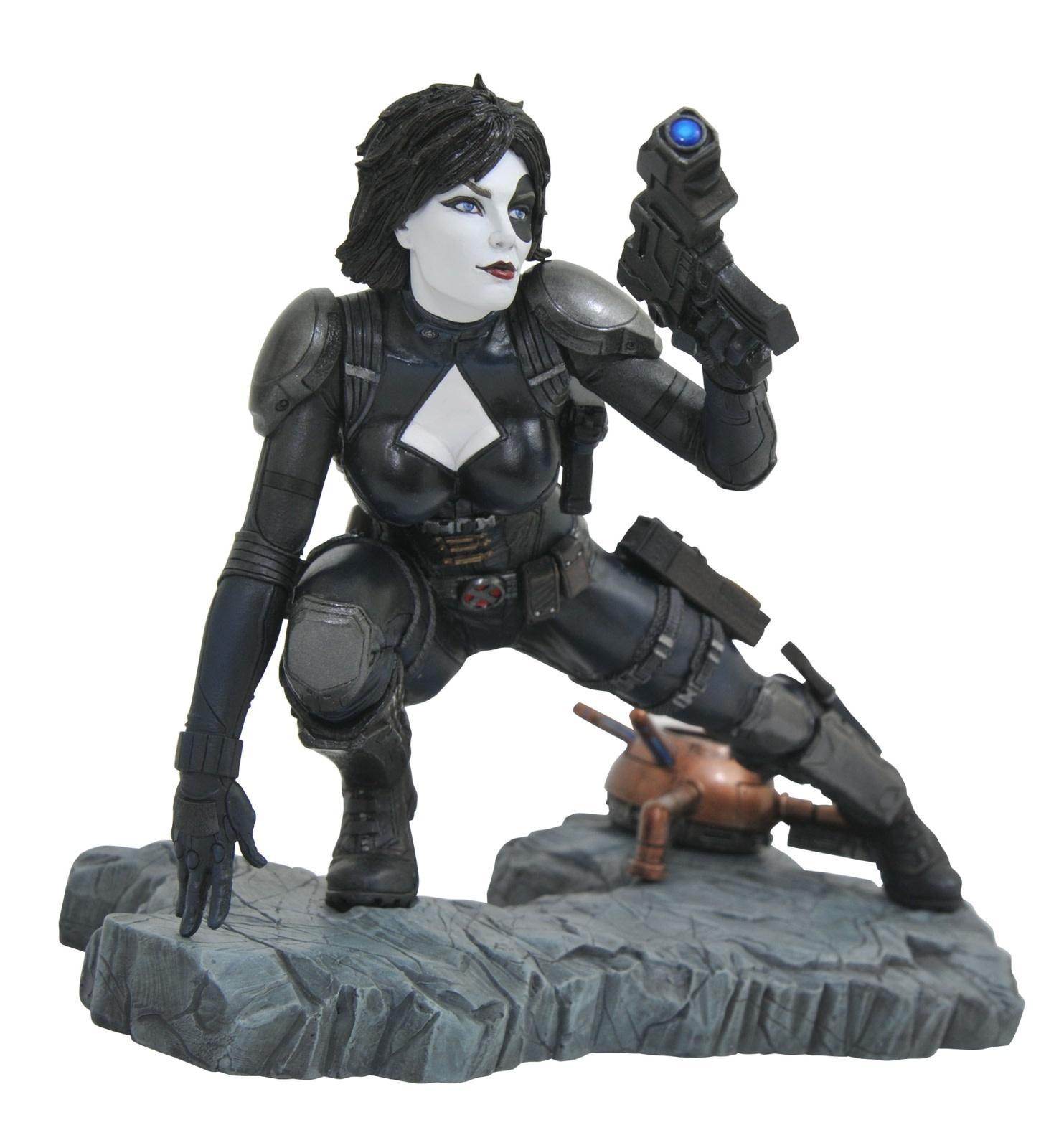 Diamond Direct Marvel Premier: Domino Comic Statue