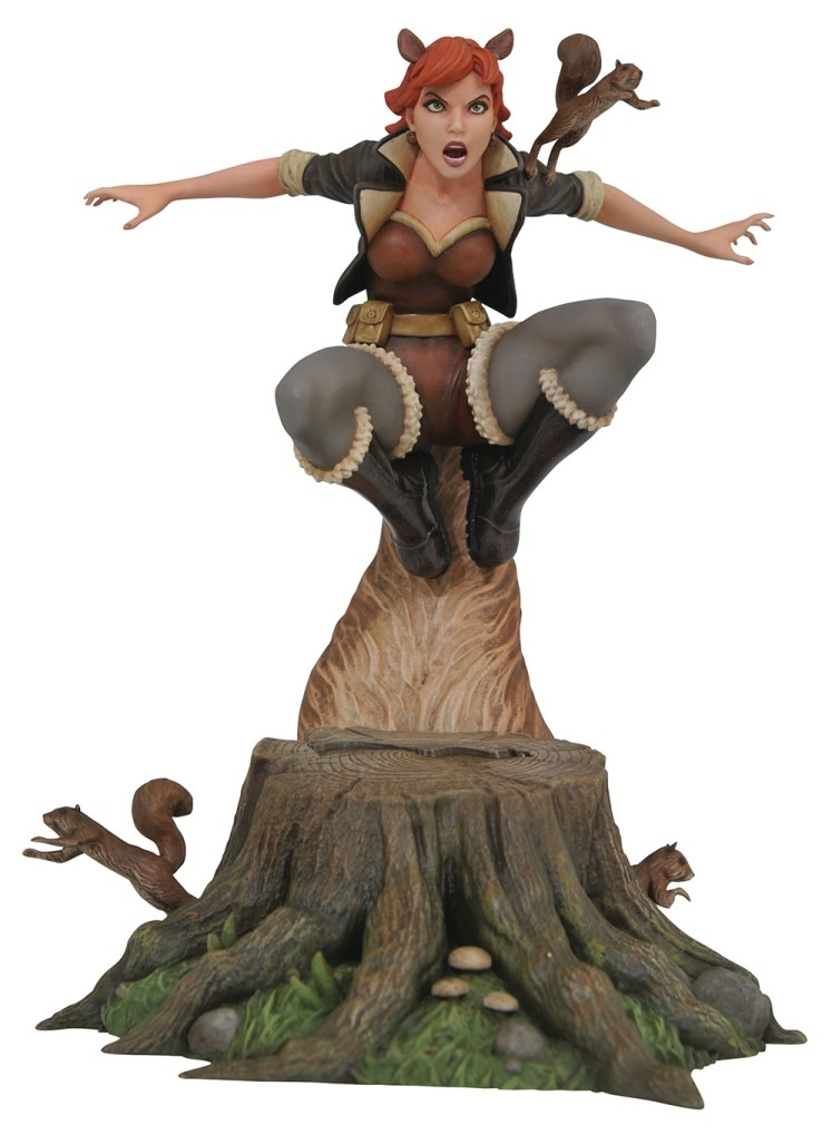 Diamond Direct Marvel: Gallery - Squirrel Girl Comic PVC Figure