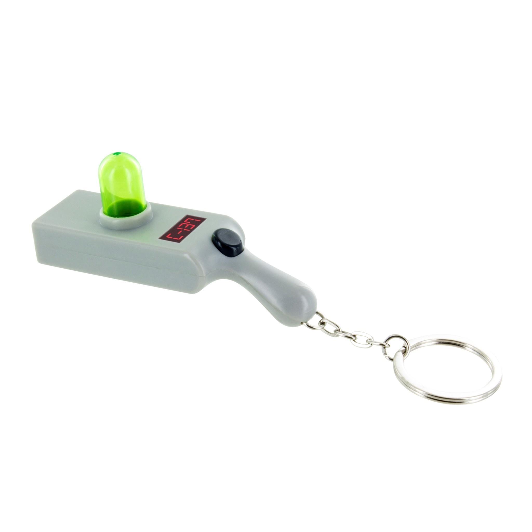 Paladone Rick and Morty: Portal Gun Keyring Light