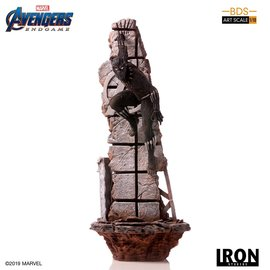 Iron Studios Pre order:  Marvel: Avengers Endgame - Black Panther 1:10 Scale Statue