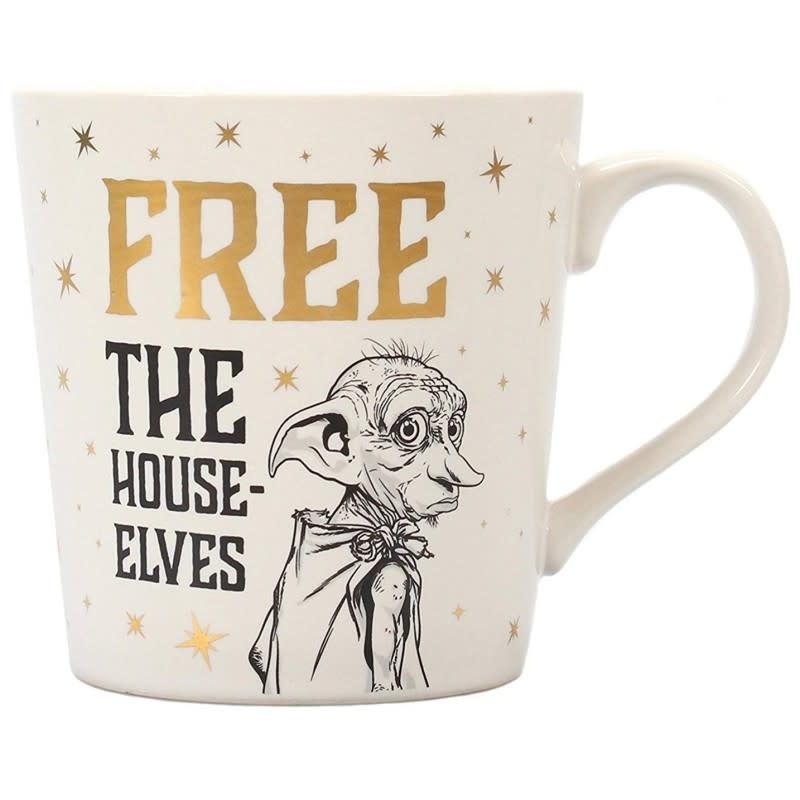 Half Moon  Bay Mug Boxed - Harry Potter Dobby