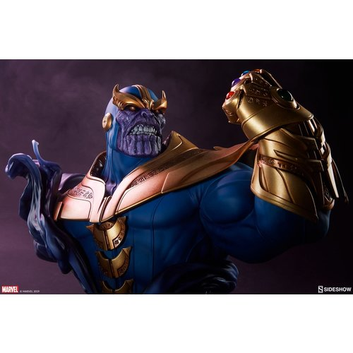 Sideshow Marvel: Comics - Thanos 10.5 inch Bust