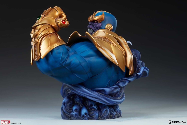 Sideshow Marvel: Comics - Thanos 10.5 inch Bust