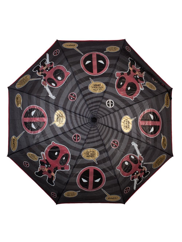 Bioworld Deadpool Liquid Reactive Umbrella