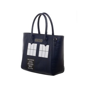 Bioworld Doctor Who Season 11 TARDIS Tote Bag