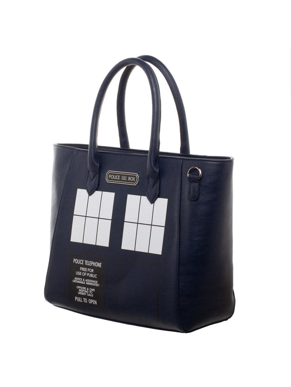 Bioworld Doctor Who Season 11 TARDIS Tote Bag