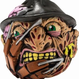 Kidrobot Madballs: Foam ball Freddy Kruger