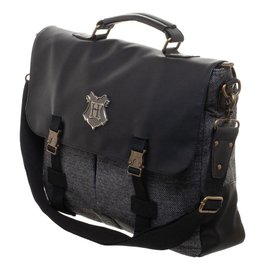 Bioworld Harry Potter Herringbone Messenger Bag