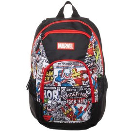 Bioworld Marvel Comic Commuter Backpack
