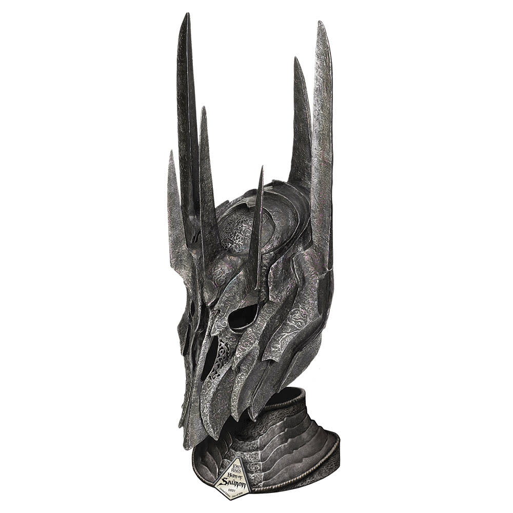 United Cutlery Lord Of The Rings : Helm of Sauron 1:1 Replica