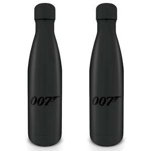 Hole In The Wall James Bond 007 - Metal Drinkbottle