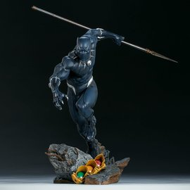 Sideshow Marvel: Avengers Assemble - Black Panther 1:5 scale Statue