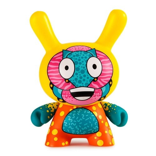 Kidrobot Codename Unknown 5 inch Dunny by Sekure D