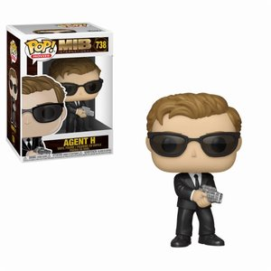 pop! vinyl Men in Black International - Agent H