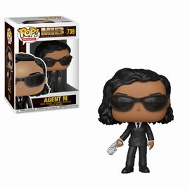 pop! vinyl Men in Black International - Agent M