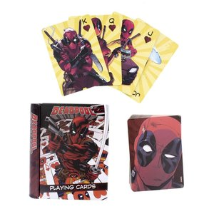 Paladone Marvel: Deadpool Playing Cards