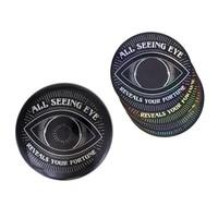 All Seeing Eye Coasters