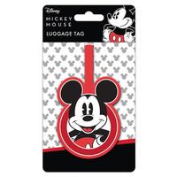 Luggage tag mickey