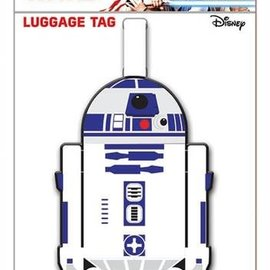 Hole In The Wall Luggage tag R2D2
