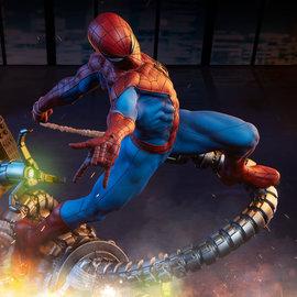 Sideshow Toys Marvel: Spider-Man Premium Statue
