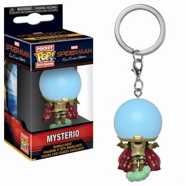 FUNKO Pocket Pop! Keychain: Marvel - Spider-Man Far from Home - Mysterio