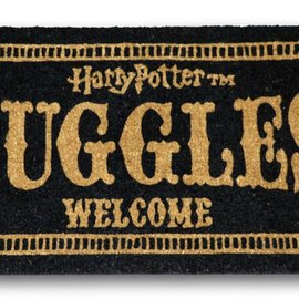 SD Toys Harry Potter: Muggles Welcome Doormat