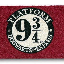 sdtoys Harry Potter: 9 3-4 Doormat