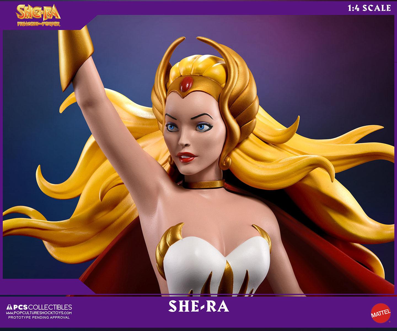 Pop Culture Shock MOTU: She-Ra Princess of Power 1:4 Statue