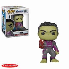 FUNKO Pop! Marvel: Avengers Endgame - 6 inch Oversized Hulk
