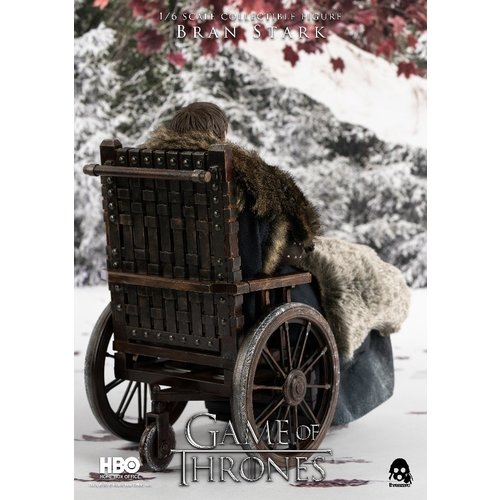 Three A Toys PRE ORDER: Game of Thrones: Deluxe Bran Stark 1:6 Scale Figure