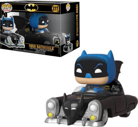 FUNKO Pop! Rides: DC Comics - Batman 80th - 1950 Batmobile
