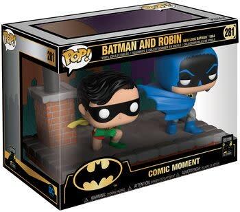 FUNKO Pop! DC: Batman 80th - 1969 Movie Moment - Batman and Robin
