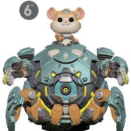 FUNKO Pop! Games: Overwatch - 6 inch Wrecking Ball